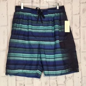 Sonoma Mens Swim Trucks Sz L